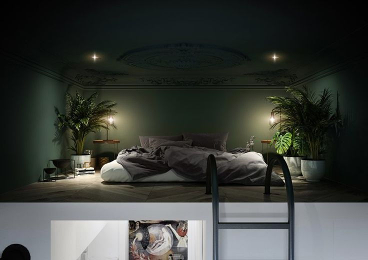 25 best ideas about mezzanine bedroom on pinterest mezzanine mezzanine loft and bedroom loft - Bed mezzanie kind ...