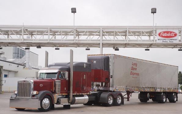 Peterbilt Factory Denton Texas Chrome Shop Mafia The