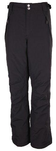 awesome High Peak Snyder Pantalon de ski pour homme  54 Noir - noir
