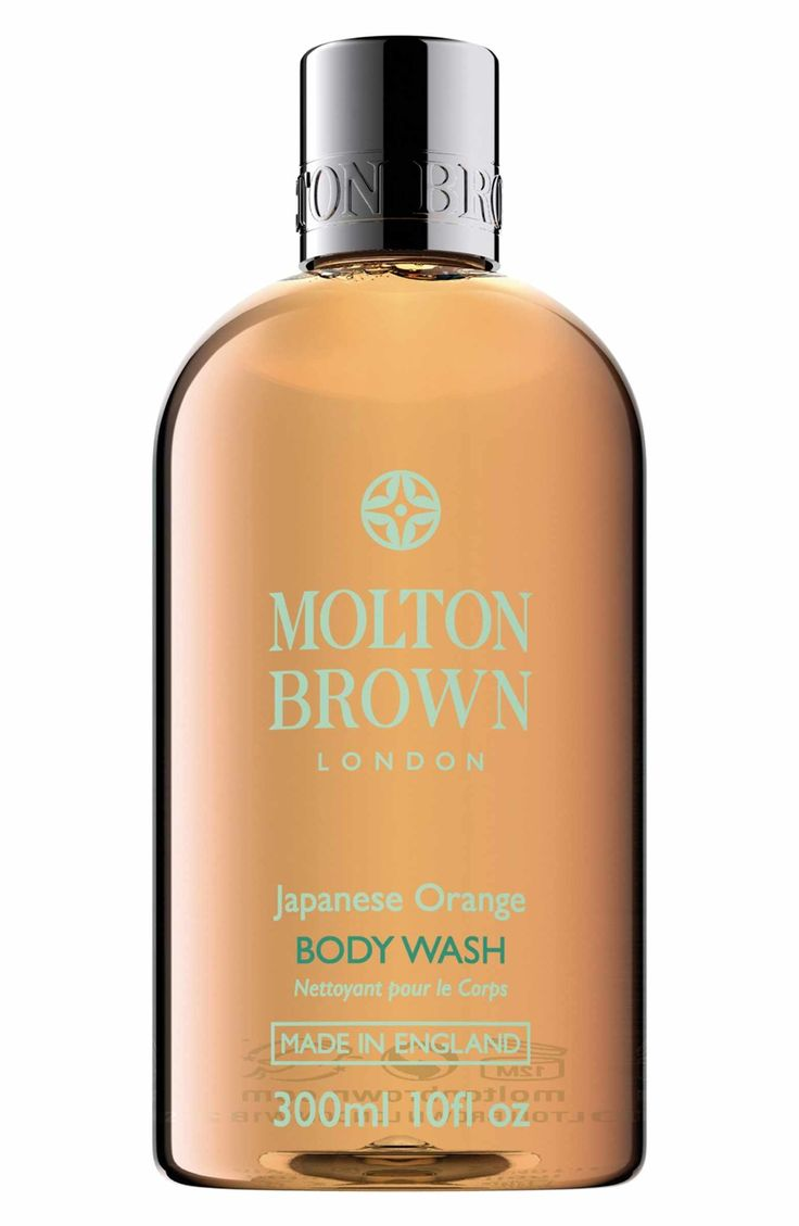 """MOLTON BROWN London Body Wash in """"Japanese Orange""""  