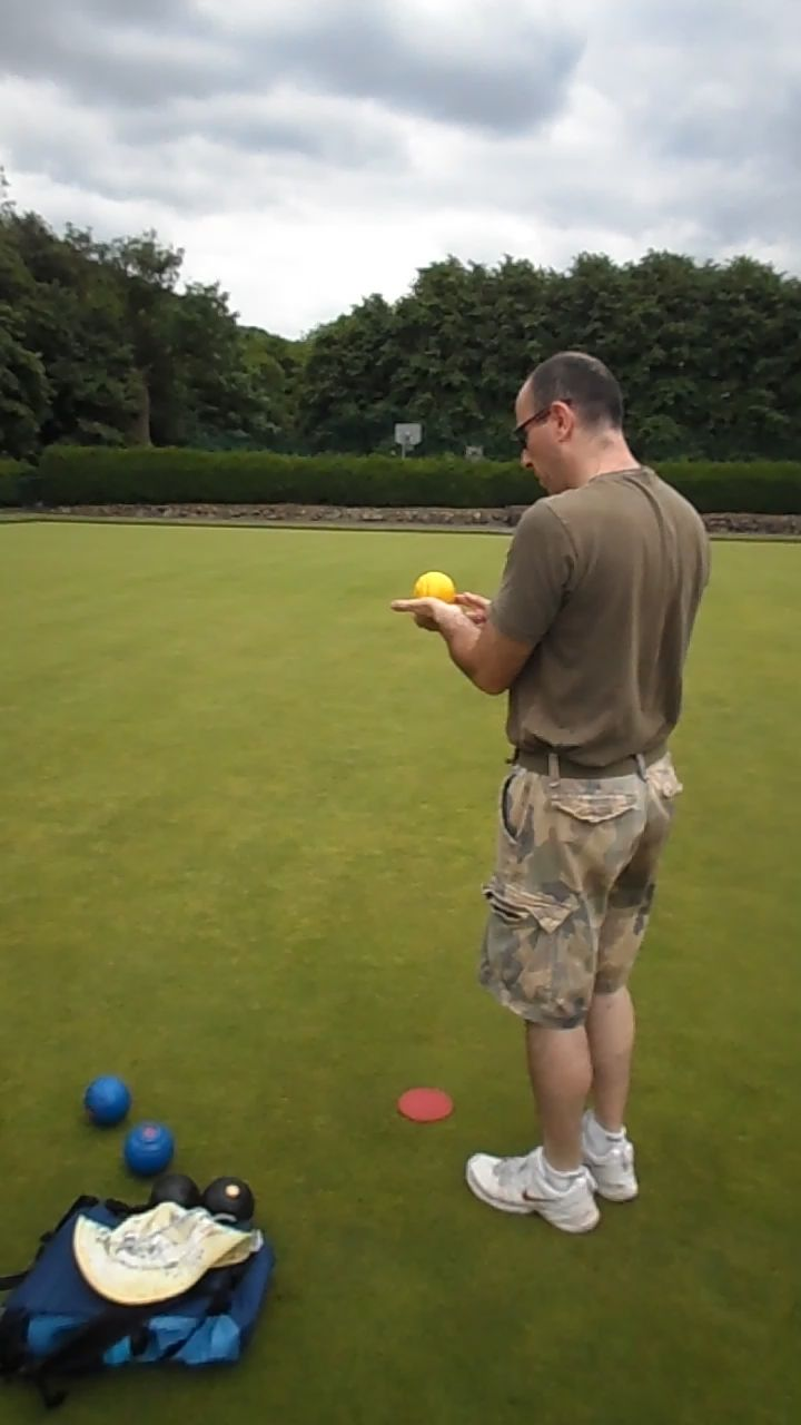 Crown Green Bowling