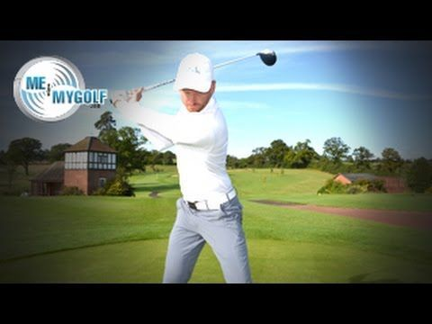 HOW TO KEEP THE LEFT ARM STRAIGHT IN THE GOLF SWING - YouTube