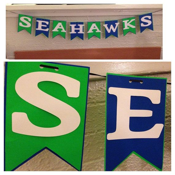Sports Banner by MoRaeDesigns on Etsy