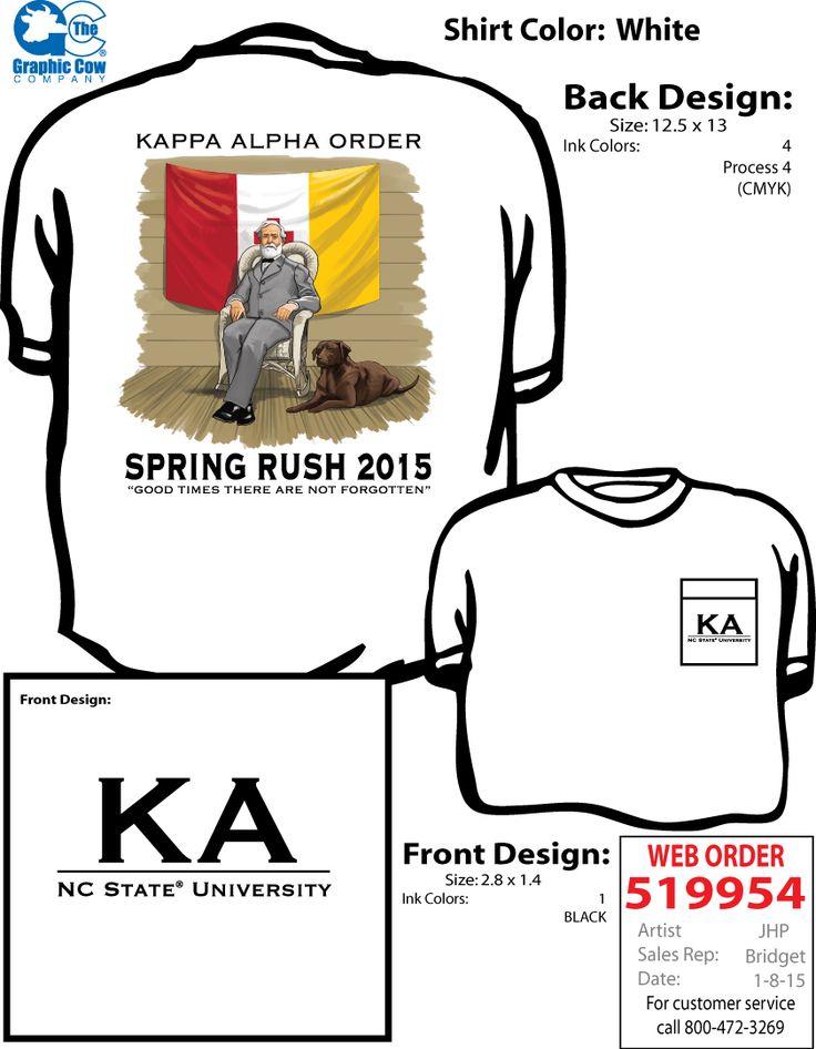 Kappa Alpha Order Spring Rush