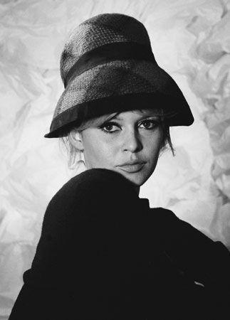 Brigitte Bardot (Jean Barthet's hat), 1961