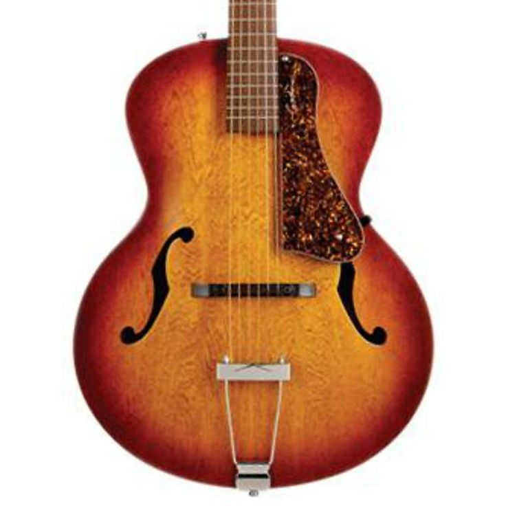 Godin 5th Avenue Archtop Acoustic Guitar Cognac Burst