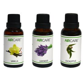 Aircare 3-Pack Eucalyptus, Lavender And Vanilla Oil Eovel103pk