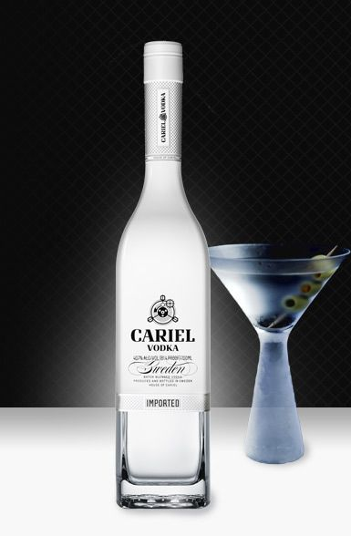 Our flagship brand Cariel Vodka is a radical counterpoint to the trend toward ever purer, bland vodkas. Our initial distillate is from highest quality Swedish winter wheat, which is then steeped in a blend of local barley and spring water from rocks formed two billion years ago. After a final distillation the result is a vodka of unusual depth and character