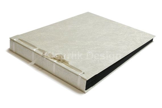 Wedding Photo Album Cream size 30x40 cm/ 40 pages