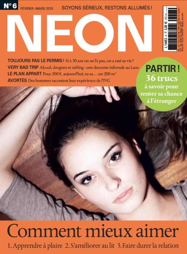 Magazine NEON n°6 - février/mars 2013