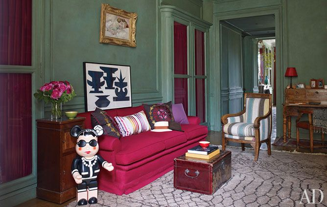 Anne McNally's Paris ApartmentAnne Mcnally, Traditional Entrance, Parisians Apartments, Paris Apartments, Paris France, Interiors Design, Entrance Halls, Mcnally Paris, Jacques Garcia