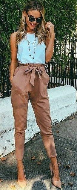 pantalon cómodo para trabajar