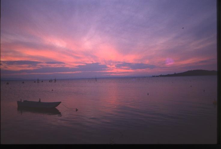 Lago Trasimeno - Sunset