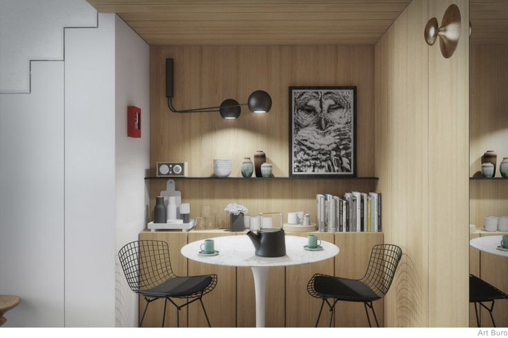 12 best art buro interior design images on pinterest Small dining rooms london