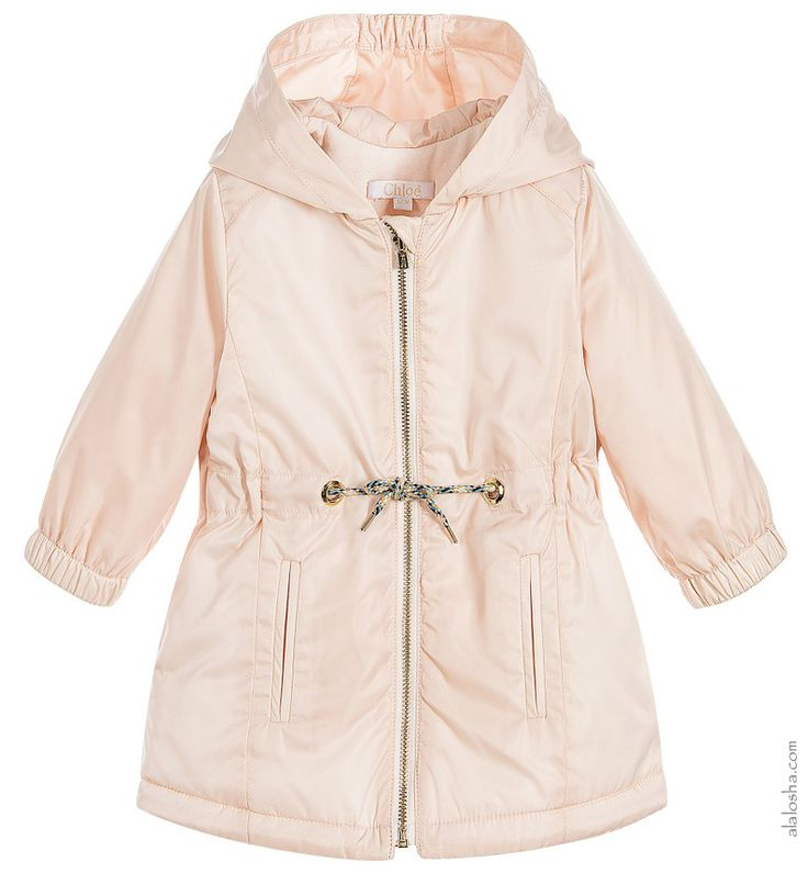 Now that spring is nearly upon us (we wish), it's time to think about trendy coats for your princess. In upcoming season designers give their spring coats a refreshing summery spin in cheery colors, like bubblegum pink, orange sherbet, and baby blue.