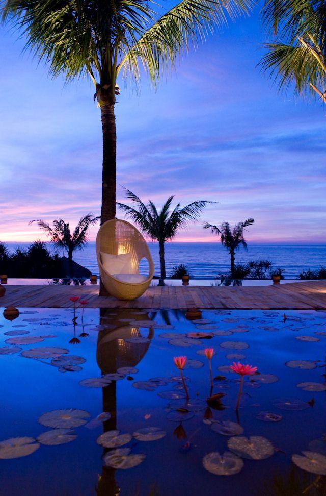 Bai Tram Hideaway Resort, Vietnam To book go to www.notjusttravel.com/anglia
