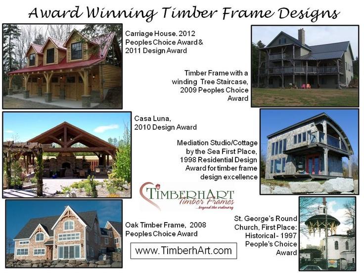 8 best Award Winning Timber Frame Designs images on Pinterest ...