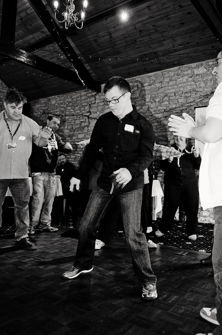 'Boogie Nights' - dance, exercise and socialising a great way of keeping fit.