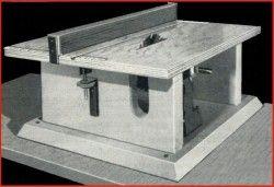 SIERRA CIRCULAR DE 6 PULGADAS FACIL DE HACER OCTUBRE 1950 000 copia