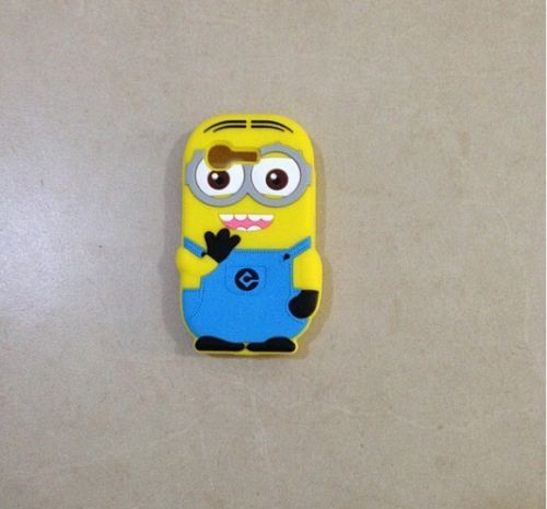 3D-Cute-Yellow-Cool-Man-Silicone-Cases-For-Samsung-Galaxy-Pocket-Neo-S5310