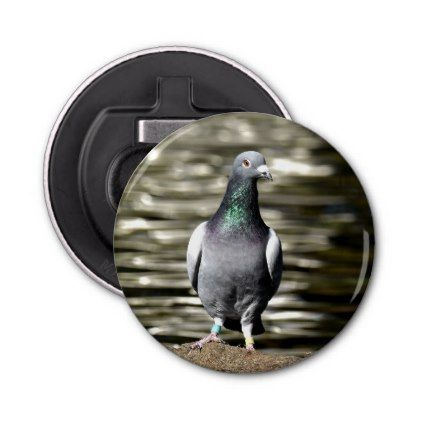 Pigeon Bottle Opener - home gifts ideas decor special unique custom individual customized individualized