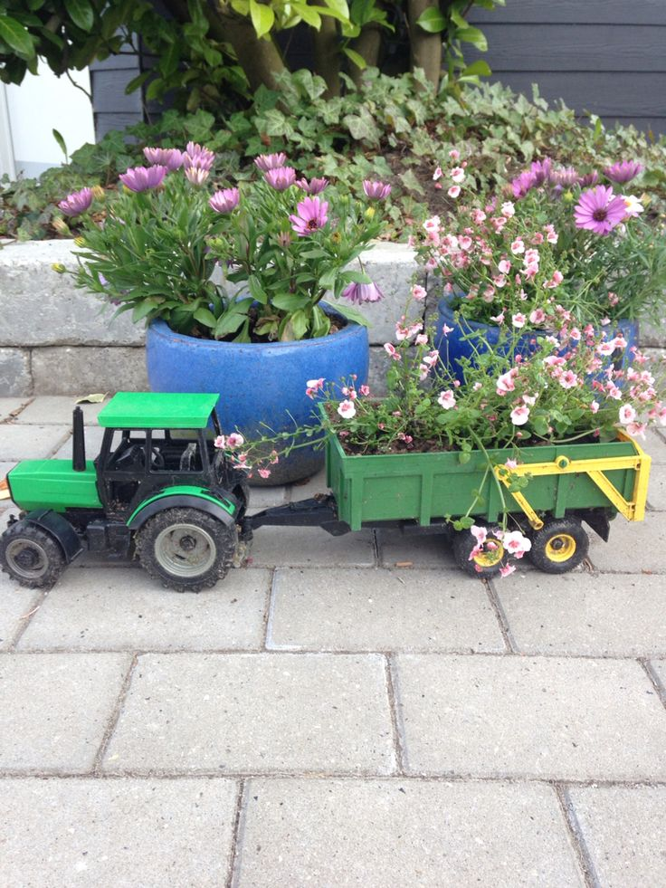 Drengenes traktor 2015