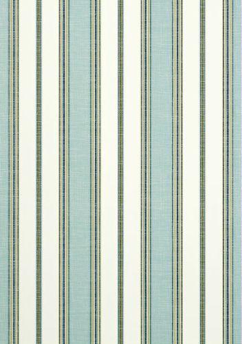 Bohemian stripe costal blue #Thibaut #Monterey