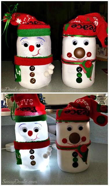 List of Easy Snowman Crafts For Kids to Make - Crafty Morning
