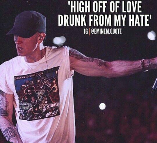 Love the Way You Lie -Eminem ft. Rihanna
