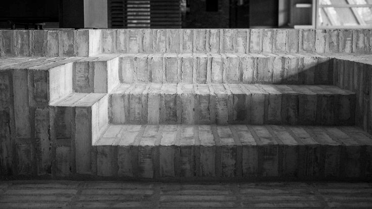 RAVN Arkitektur - Trappedetalje