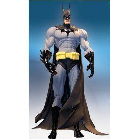 DC Direct Identity Crisis Series 2 Action Figure Batman by DC Direct. $25.88. Comes with Logo Display Base. Based on Michael Turner Artwork. Multiple Points of Articulation. Designed by Identity Crisis cover artist Michael Turner! Batman?s mind was altered like many villains of the JLA, representing one of the shocking events in this series that changed the way heroes and villains interact in the DCU! This figure features multiple points of articulation and a ...