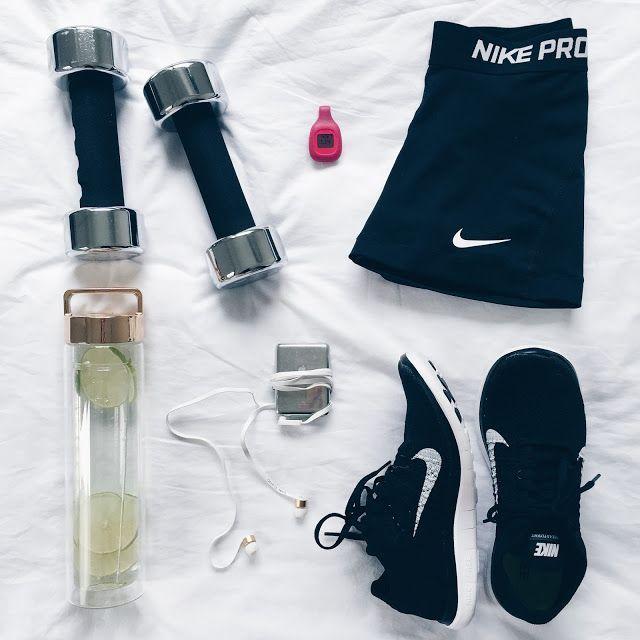 Fitness Favorites #flatlays