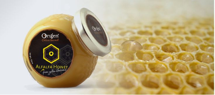 Native Chilean honey!