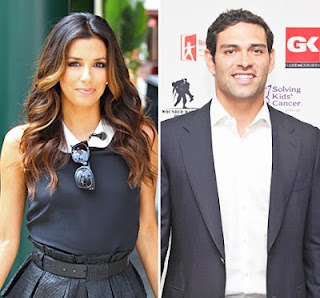 Chatter Busy: Eva Longoria Dating Mark Sanchez