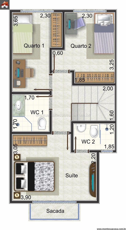 25 melhores ideias de casa estreito no pinterest for Mini casas modernas