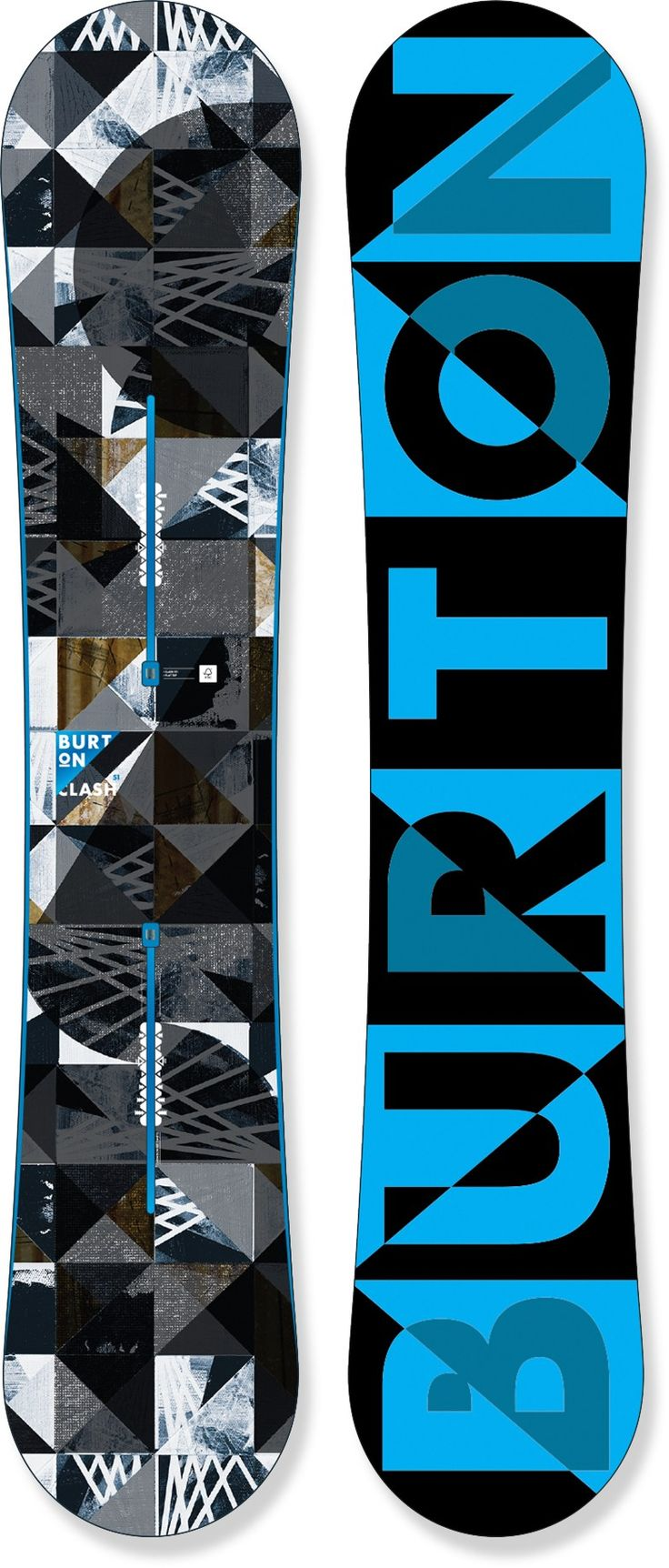 Burton Male Clash Snowboard /2016