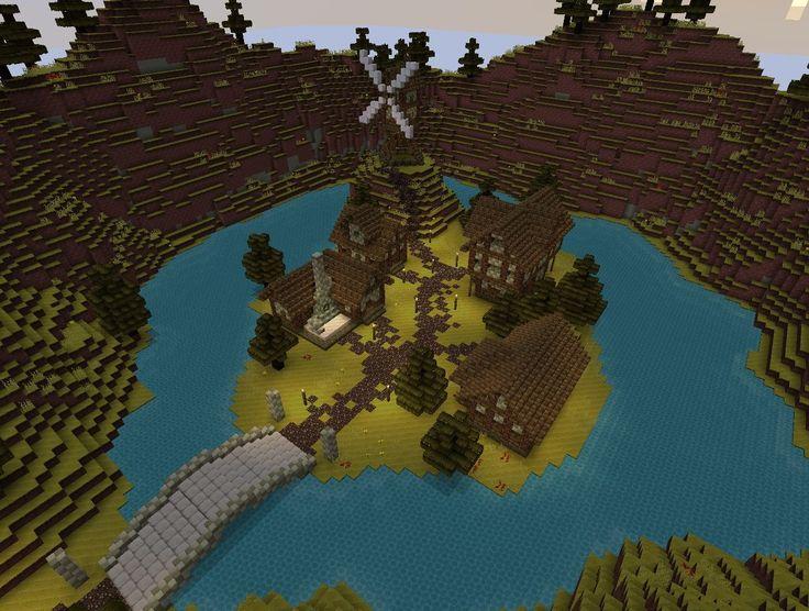 Medieval Series ~Fantasy Village Minecraft Project