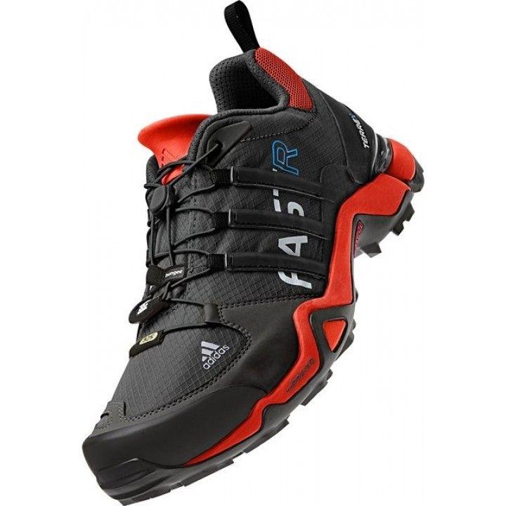 #Adidas TERREX FAST R, Color Black/Black/High Intensity