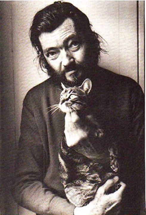 Cortazar and cat