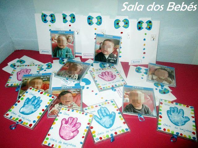 Sala dos bebés: O primeiro Dia do Pai