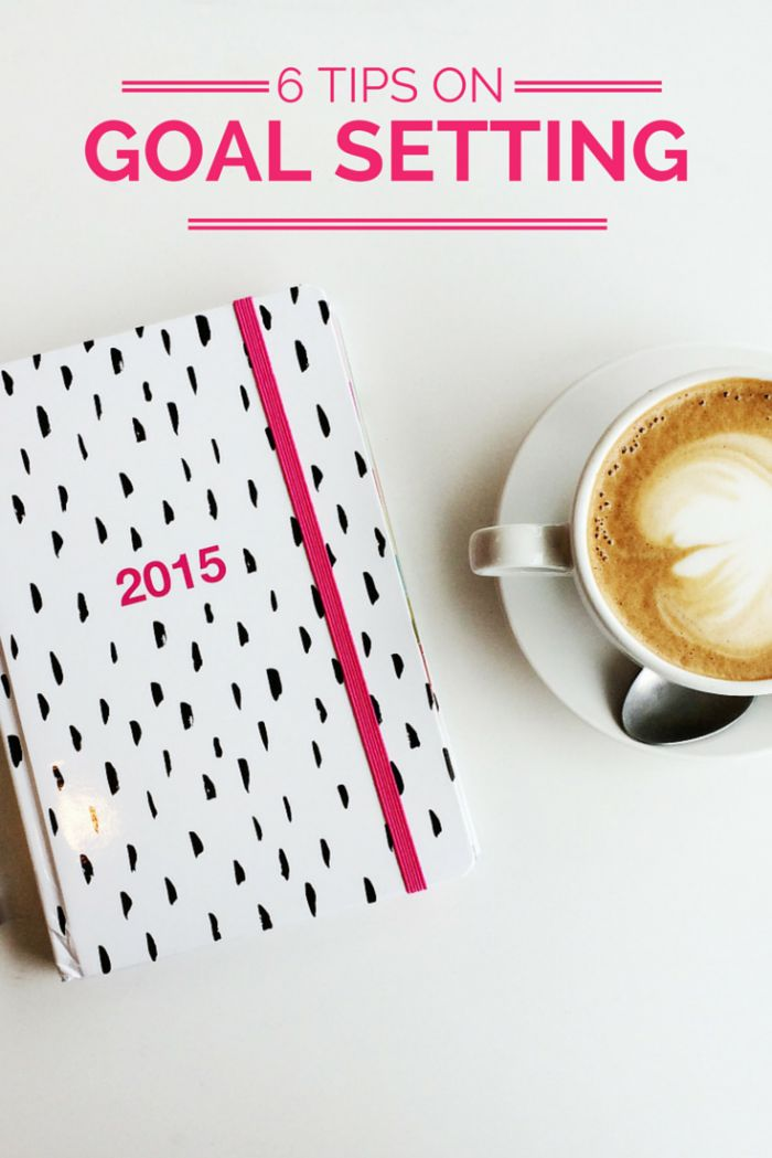 How to set goals (and achieve them!):