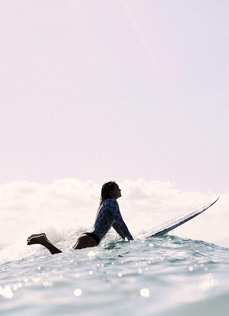 Quiero aprender a surfear
