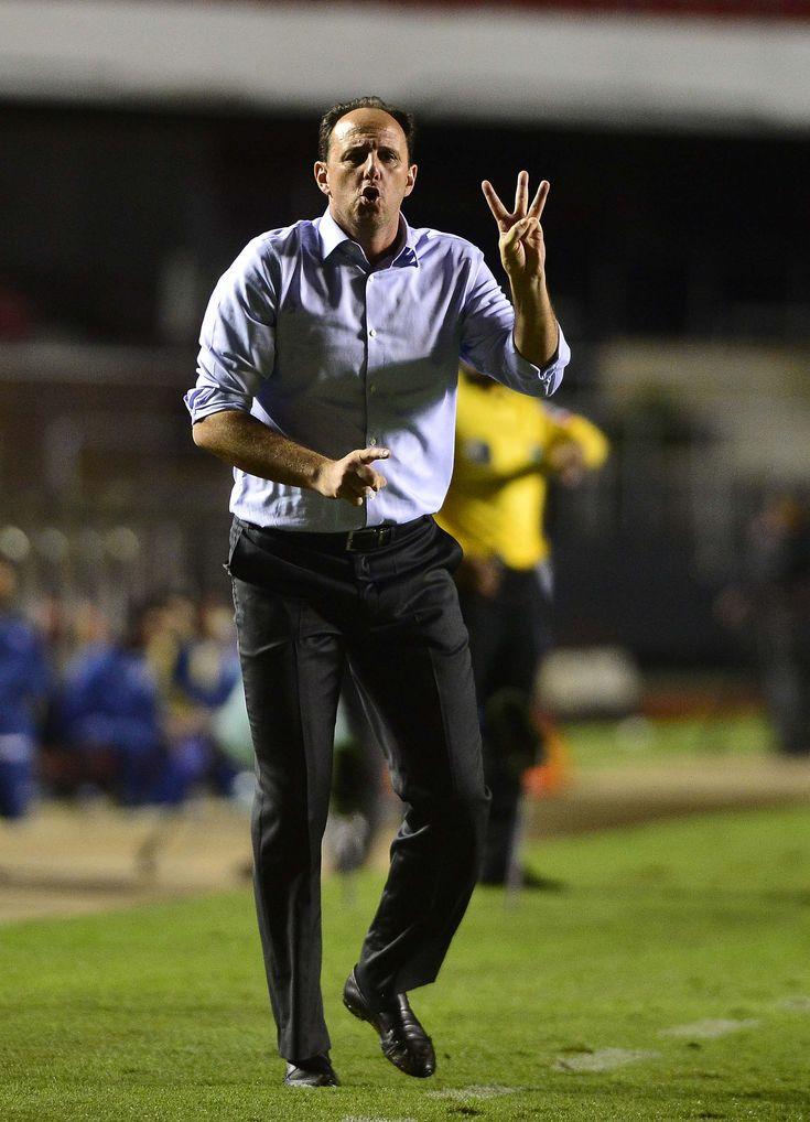 """Rogério Ceni: """"Talvez Rodrigo Caio e Tite sejam pessoas melhores que eu"""" #globoesporte"""