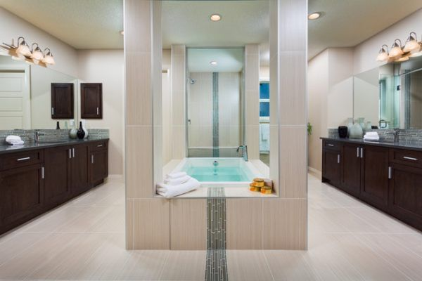 grohe shower tub combination
