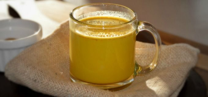 Golden Turmeric Milk is an age-old home remedy for an impressive list of ailments like cold symptoms, joint pain, and indigestion. It's delicious, too!