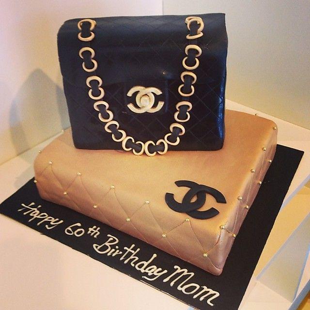 Wedding Desserts Winnipeg: Coco Chanel Birthday Cake At Roll Cake Bakery & Dessert