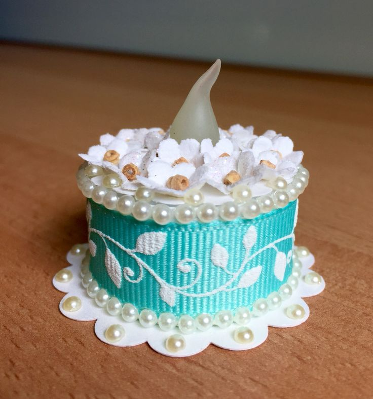 Tea Light Cake                                                                                                                                                                                 More