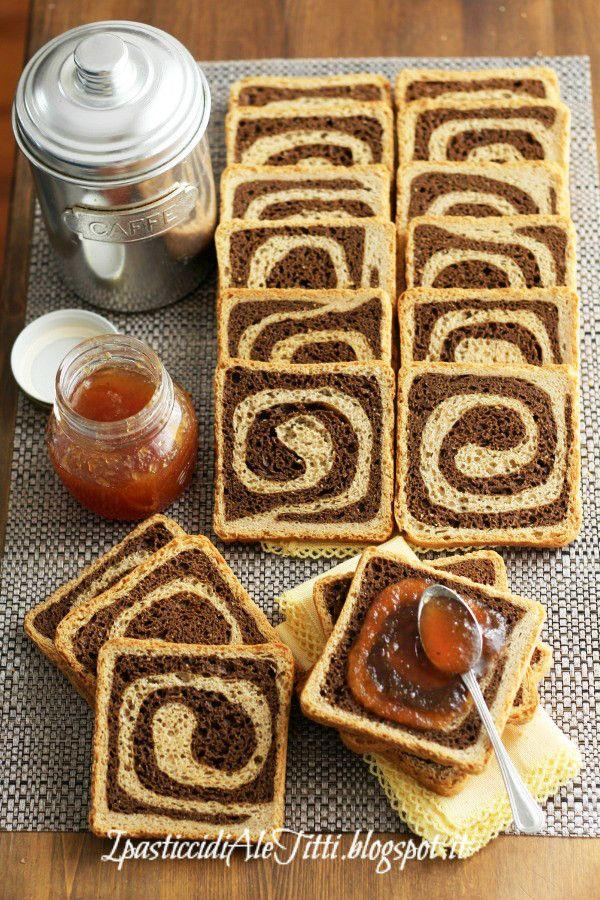 I pasticci di Ale Titti : Fette biscottate integrali al caffè