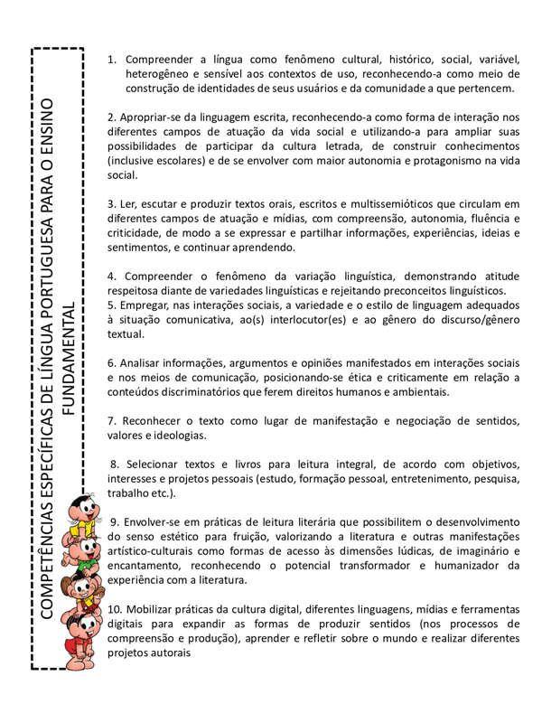 Bncc Lingua Portuguesa 1ºano Em 2020 Com Imagens Atividades