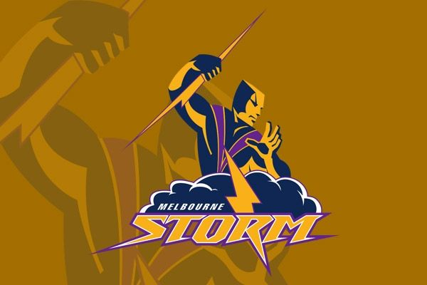 Show your support for the Melbourne Storm! #nrl #rugby #australia
